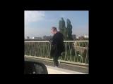 KIKI CHALLENGE на Северном мосту... Краснодар
