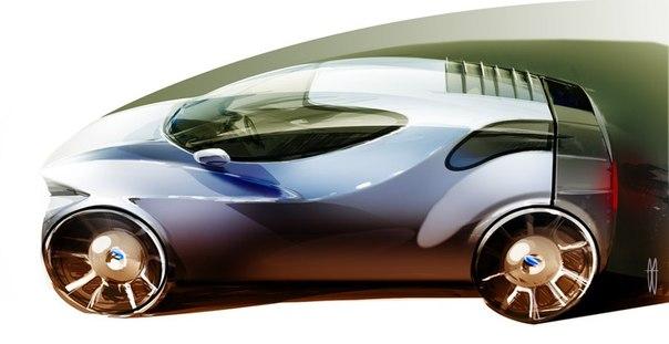 Обои для рабочего стола скачать бесплатно - Автомобили Будущего