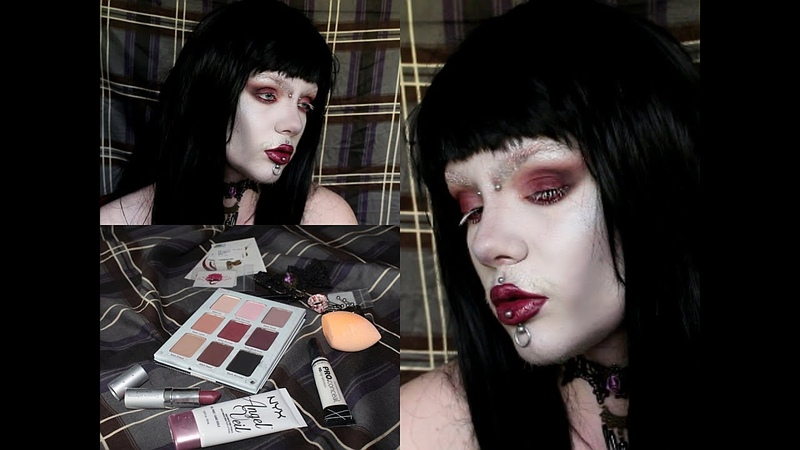 Life updates I Makeup piercing haul I Smokey vampy varm-toned makeup tutorial I