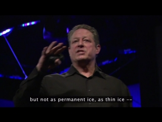 TED: Al Gore. New thinking on the climate crisis (2008) (english subtitles)