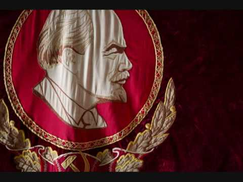 Sacred Lenin Banner (Original Version)