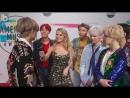 INTERVIEW 171119 BTS на American Music Awards 2017 @ AMAs Billboard