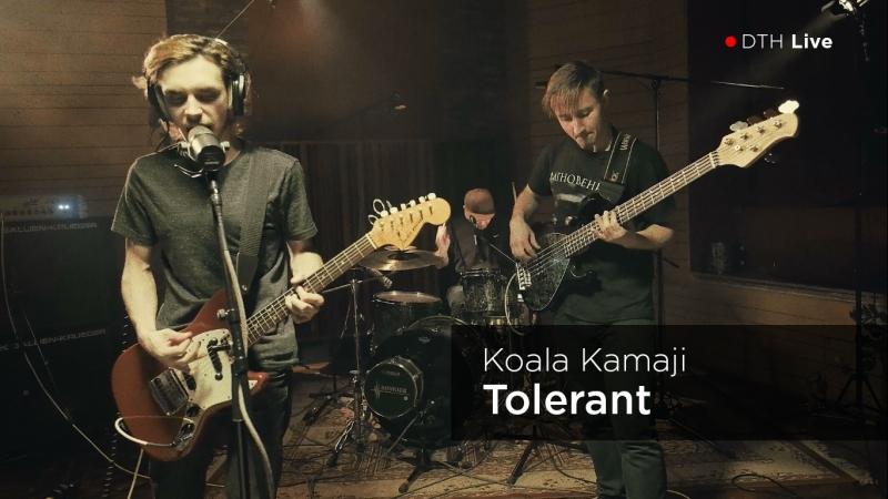 Koala Kamaji - Tolerant   DTH Live