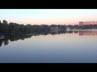 Утро красит Долгопрудный