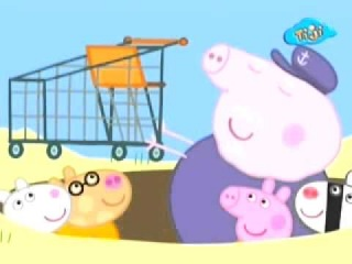 Свинка Пеппа все серии   Остров пиратов  Мультик на русском  Серия   3