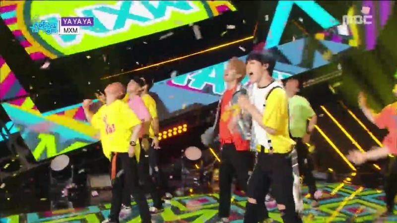 %5BComeback-Stage%5DMXM-YA-YA-YA%2C-엠엑스엠YA-YA-YA-Show-Music-core-20180818
