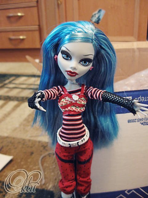 Форум о куклах на DollPlanet.ru • Просмотр темы - Ghoulia Yelps ...
