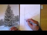 Если хочешь стать художником. Урок 13. Композиция