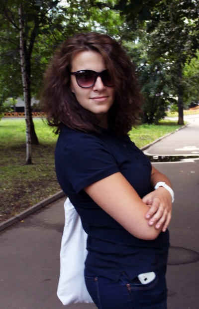 Ксюша Громова, 28 января 1994, Москва, id8209250