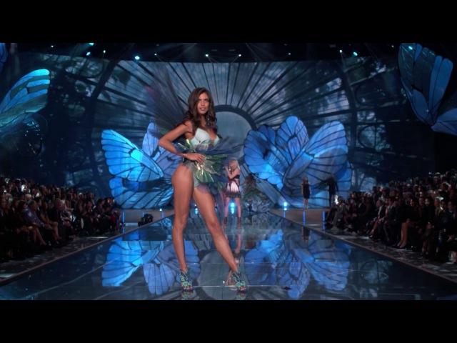 Victoria's Secret 2016 Дорога ангелов на подиум