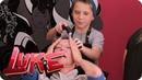 Robin ferngesteuert im Friseursalon LUKE Die Woche und ich