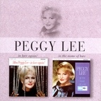 Peggy Lee альбом In Love Again/In The Name Of Love