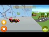 LEGO Game Juniors Sports Car. LEGO CITY toys. ЛЕГО игра для детей. Машинки.