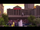 Travis Pastrana Honors Evel Knievel_ Caesars Fountain Jump