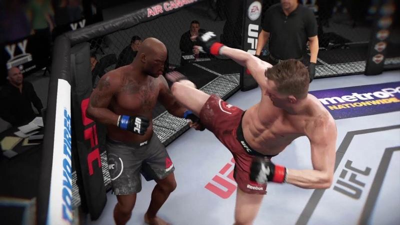 Alexander Volkov VS Derrick Lewis UFC 229 Promo