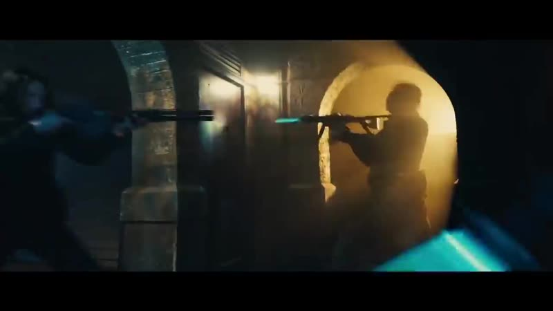 JOHN WICK 3 Official Trailer 2 2019 Keanu Reeves