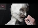 Sculpting Snoke Star Wars The Last Jedi Special Timelapse
