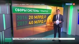 Новости на Россия 24 Вице-премьер Дмитрий Рогозин посетил НПО