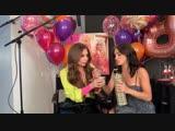 Lali y Thalia en FB Live