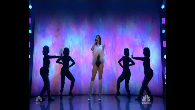 Mabel - Don't Call Me Up (The Tonight Show Starring Jimmy Fallon - 2019-05-21)