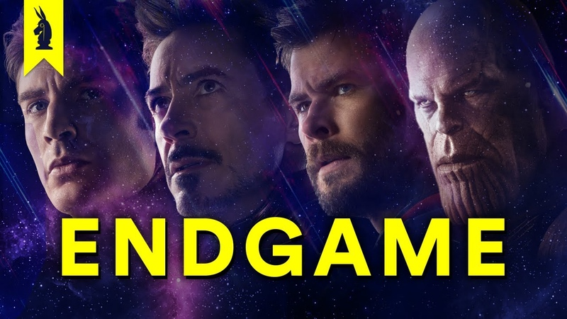 Avengers Endgame How History Defines The Avengers – Wisecrack Edition
