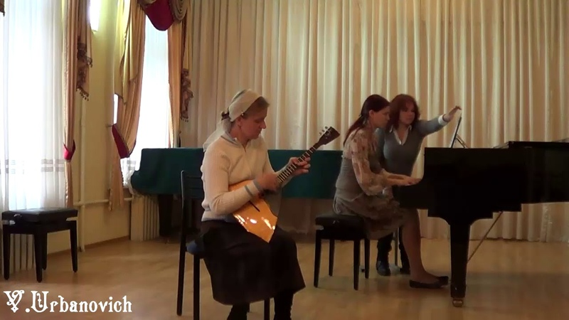 Жозеф Косма «Опавшие листья» Ольга Филиппенко балалайка