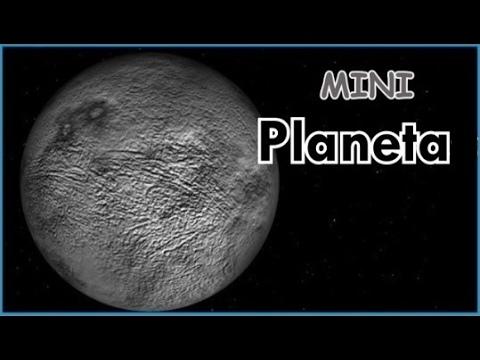 5 Planetas Enanos, del Sistema Solar - ( Planetas Olvidados ).