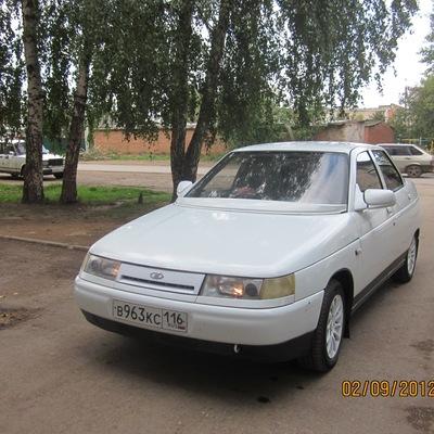 Андрей Павлович, 7 сентября 1991, Менделеевск, id208757226