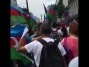 Германия, Дюссельдорф. Шествие в честь Столетия Азербайджанской Демократической Республики 🇦🇿🇦🇿🇦🇿