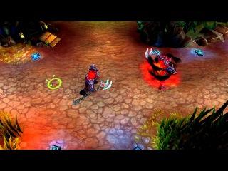 Infernal Nasus Skin Spotlight - League of Legends