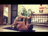 Акро Йога 🧘🏻♀️ с детишками
