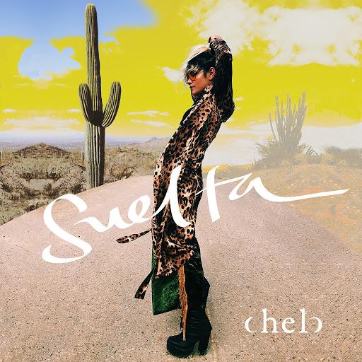 Chelo альбом Suelta