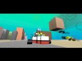 Terror in Bikini Bottom_ Game Trailer