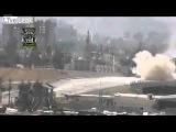 СИРИЯ! Видео про ''хреновые'' русские советские) танки .!!))