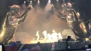 190504 BTS Speak Yourself World Tour in Rose Bowl - Dionysus