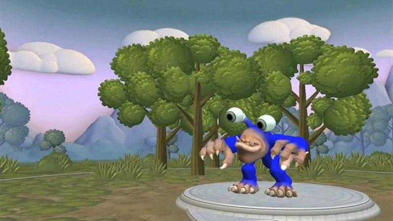 Трейлер игры Spore