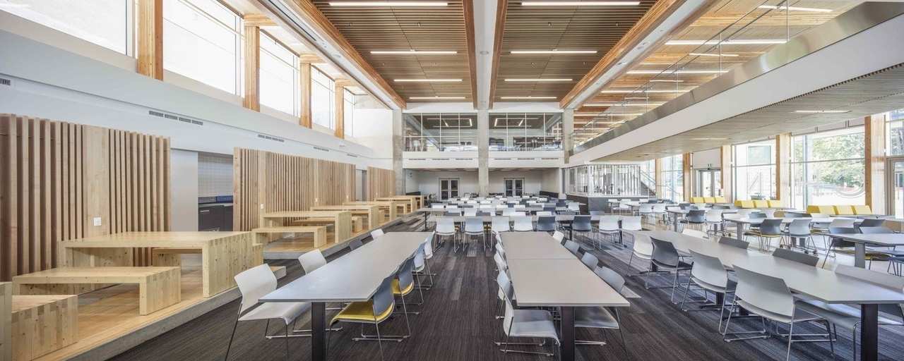 Orchard Commons, University of British Columbia / Perkins Will