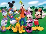 Conjunto Farroupilha - Papai Walt Disney