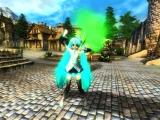 Miku Hatsune Oblivion MOD (Gangnam Style)