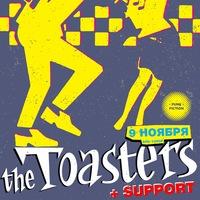 The Toasters в Punk Fiction! @ 9.11.2018