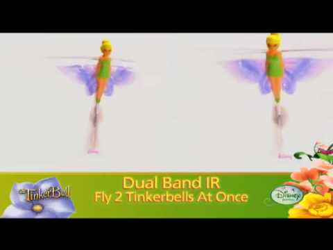 TINKER BELL FLYER Features