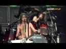 Airbourne - Girls In Black live at Woodstock 2011 (Kostrzyn, Poland)
