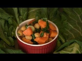 Sweet Potato Chickpea Salad : Sweet Potato Salads