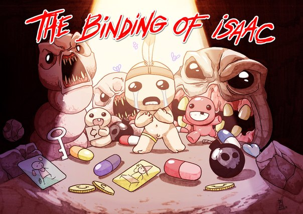 the binding of isaac wrath pour iPad gratuit