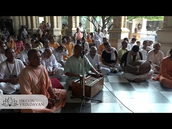 Vaishnava Bhajans_Temple Hall_Disappearance Day-Srila Bhaktivinod Thakur