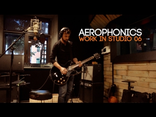 Aerophonics - Work in Studio 06