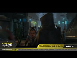 Star wars the clone wars season 7 trailer #2! (star wars celebration 2019)