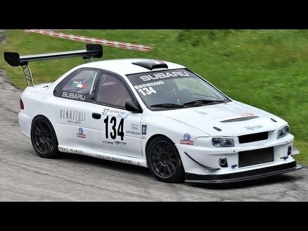 450Hp Impreza Type-R GC8 Turbo || Pure Boxer Sound