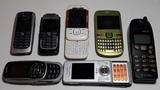 Новая куча посылок с ретро телефонами с аукциона. Sony ericsson w580i. Nokia 5200. Nokia C3-00