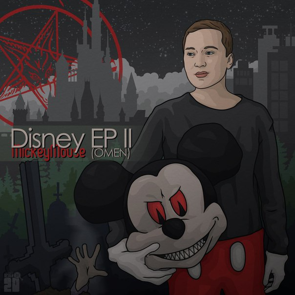 MickeyMouse - Disney II (2015)